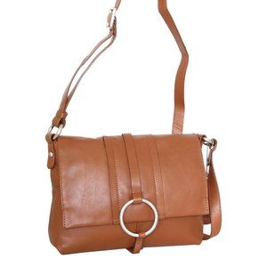 🍁HP🍁 Nino Bossi Hazeline Leather Crossbody
